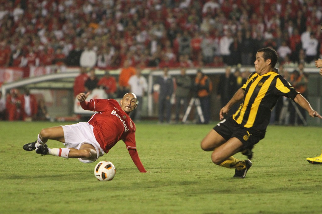 Internacional vs. Peñarol