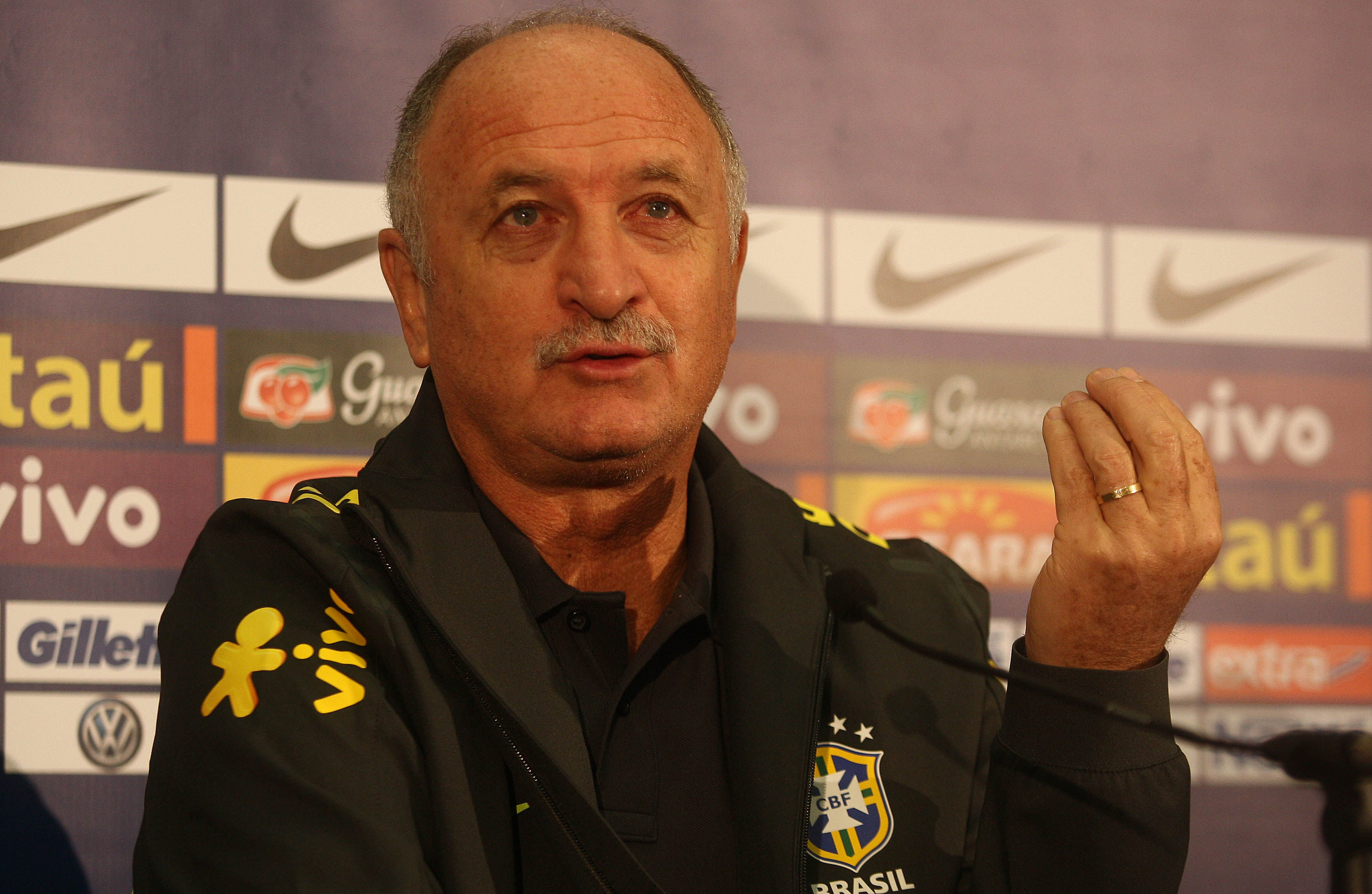 Luiz Felipe Scolari is back (in England and in charge of Brazil) - Mowa Press